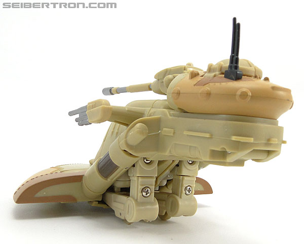 Star Wars Transformers Battle Droid Commader (Armored Assault Tank) (Battle Droid Commader) (Image #21 of 85)