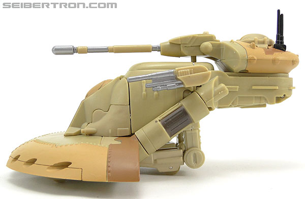 Star Wars Transformers Battle Droid Commader (Armored Assault Tank) (Battle Droid Commader) (Image #22 of 85)