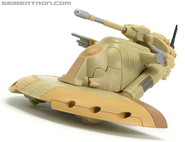 Star Wars Transformers Battle Droid Commader (Armored Assault Tank) (Battle Droid Commader) (Image #23 of 85)