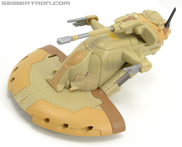 Star Wars Transformers Battle Droid Commader (Armored Assault Tank) (Battle Droid Commader) (Image #24 of 85)