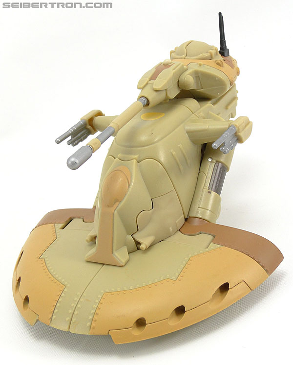 Star Wars Transformers Battle Droid Commader (Armored Assault Tank) (Battle Droid Commader) (Image #25 of 85)