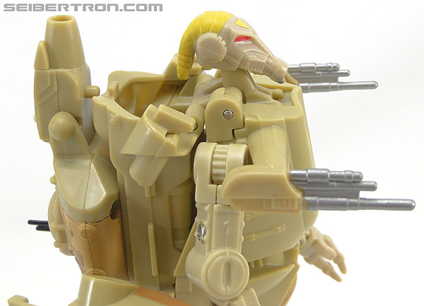 Star Wars Transformers Battle Droid Commader (Armored Assault Tank) (Battle Droid Commader) (Image #40 of 85)