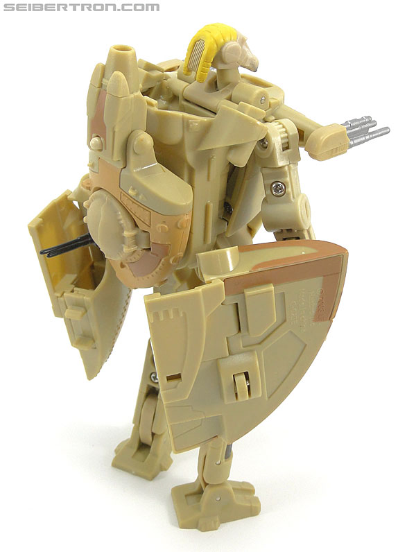 Star Wars Transformers Battle Droid Commader (Armored Assault Tank) (Battle Droid Commader) (Image #43 of 85)