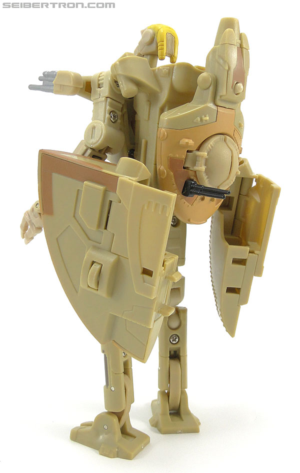 Star Wars Transformers Battle Droid Commader (Armored Assault Tank) (Battle Droid Commader) (Image #45 of 85)
