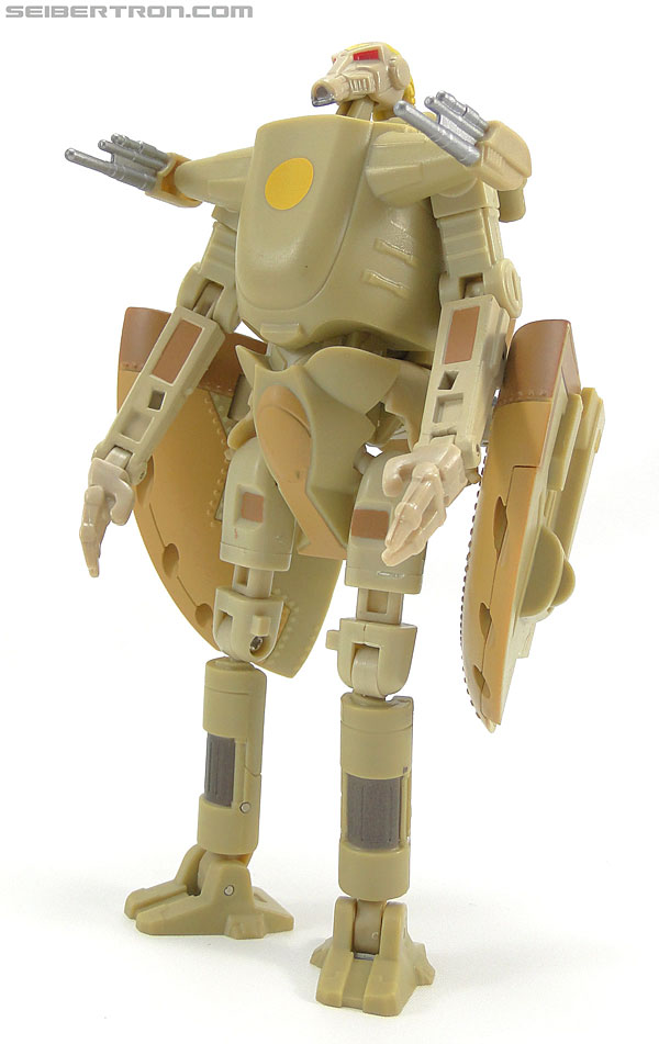 Star Wars Transformers Battle Droid Commader (Armored Assault Tank) (Battle Droid Commader) (Image #47 of 85)