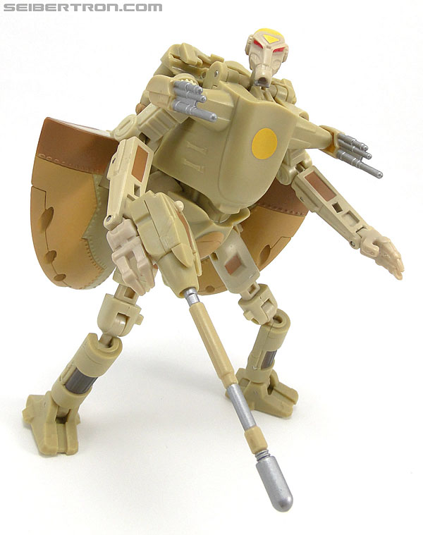 Star Wars Transformers Battle Droid Commader (Armored Assault Tank) (Battle Droid Commader) (Image #57 of 85)