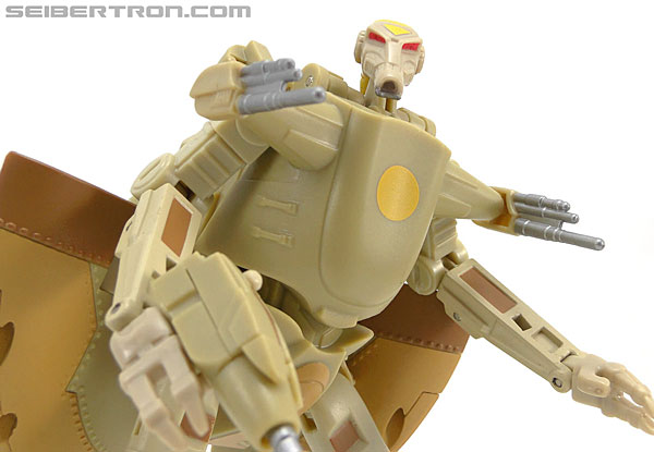 Star Wars Transformers Battle Droid Commader (Armored Assault Tank) (Battle Droid Commader) (Image #58 of 85)