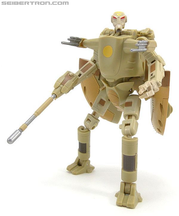 Star Wars Transformers Battle Droid Commader (Armored Assault Tank) (Battle Droid Commader) (Image #63 of 85)