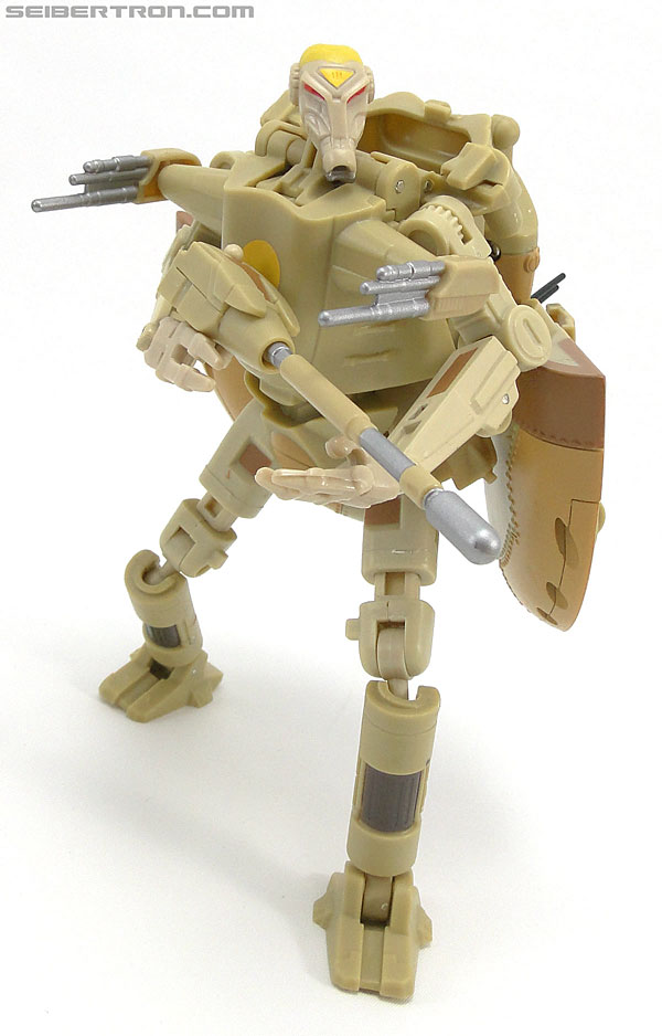 Star Wars Transformers Battle Droid Commader (Armored Assault Tank) (Battle Droid Commader) (Image #64 of 85)