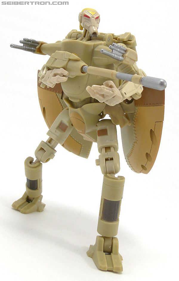 Star Wars Transformers Battle Droid Commader (Armored Assault Tank) (Battle Droid Commader) (Image #65 of 85)