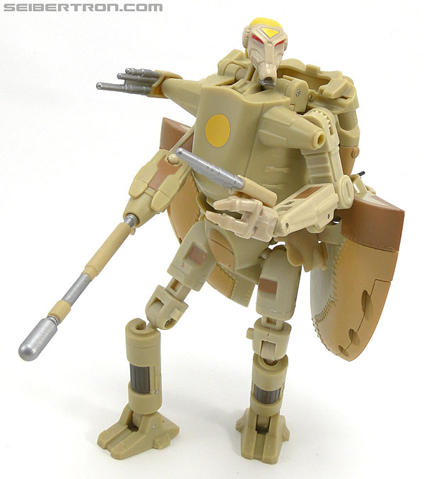Star Wars Transformers Battle Droid Commader (Armored Assault Tank) (Battle Droid Commader) (Image #70 of 85)
