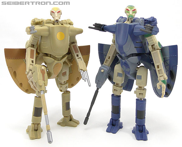 Star Wars Transformers Battle Droid Commader (Armored Assault Tank) (Battle Droid Commader) (Image #74 of 85)