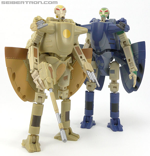Star Wars Transformers Battle Droid Commader (Armored Assault Tank) (Battle Droid Commader) (Image #75 of 85)