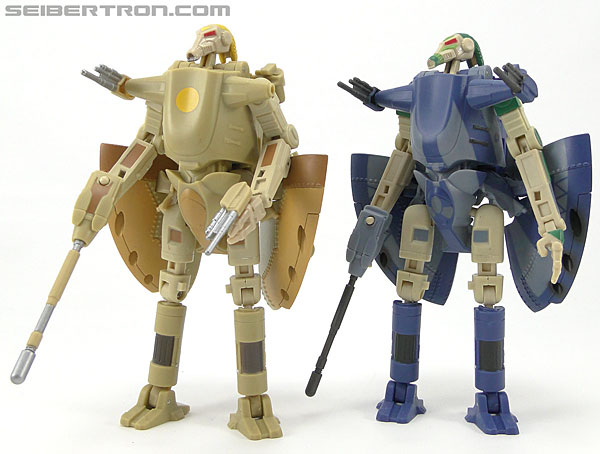 Star Wars Transformers Battle Droid Commader (Armored Assault Tank) (Battle Droid Commader) (Image #81 of 85)
