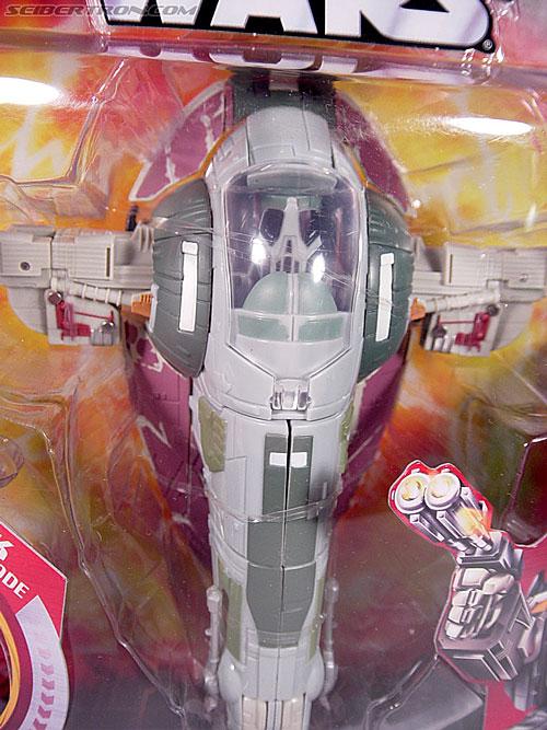 Star Wars Transformers Boba Fett (Slave I) (Image #3 of 82)