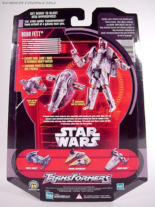 Star Wars Transformers Boba Fett (Slave I) (Image #5 of 82)