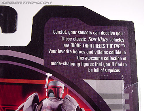 Star Wars Transformers Boba Fett (Slave I) (Image #7 of 82)