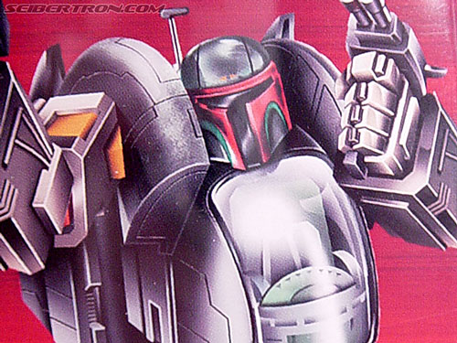 Star Wars Transformers Boba Fett (Slave I) (Image #13 of 82)