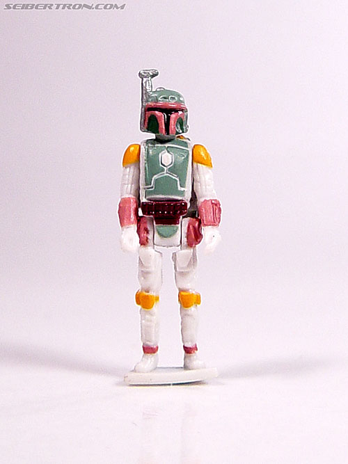 Star Wars Transformers Boba Fett (Slave I) (Image #19 of 82)
