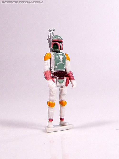 Star Wars Transformers Boba Fett (Slave I) (Image #20 of 82)