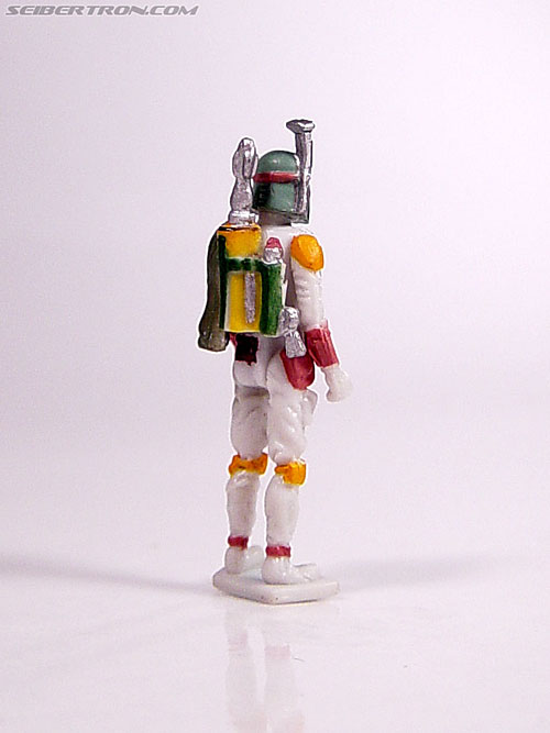 Star Wars Transformers Boba Fett (Slave I) (Image #22 of 82)