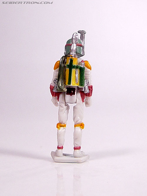 Star Wars Transformers Boba Fett (Slave I) (Image #23 of 82)