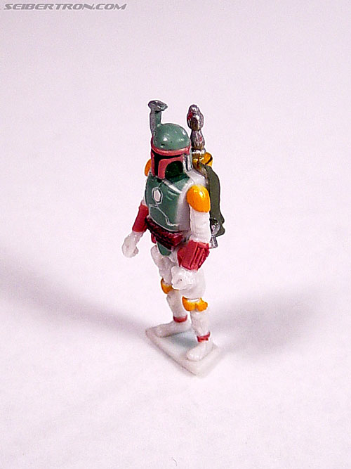 Star Wars Transformers Boba Fett (Slave I) (Image #26 of 82)