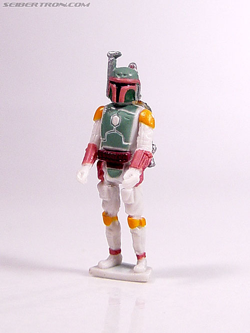Star Wars Transformers Boba Fett (Slave I) (Image #27 of 82)