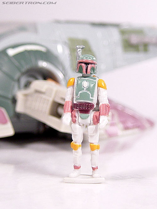 Star Wars Transformers Boba Fett (Slave I) (Image #30 of 82)