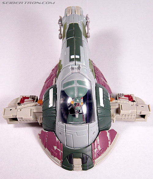 Star Wars Transformers Boba Fett (Slave I) (Image #31 of 82)