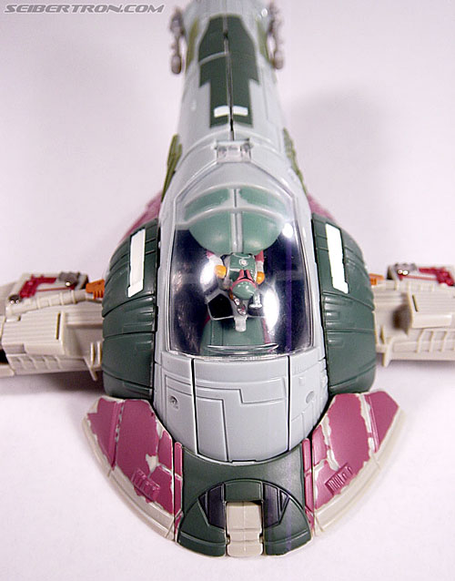 Star Wars Transformers Boba Fett (Slave I) (Image #32 of 82)
