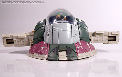 Star Wars Transformers Boba Fett (Slave I) (Image #33 of 82)