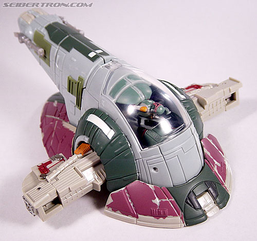 Star Wars Transformers Boba Fett (Slave I) (Image #34 of 82)