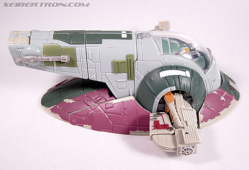 Star Wars Transformers Boba Fett (Slave I) (Image #35 of 82)