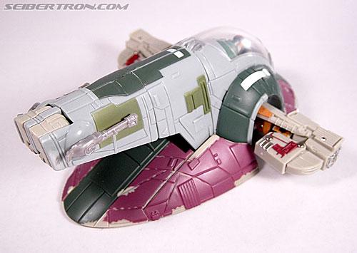 Star Wars Transformers Boba Fett (Slave I) (Image #36 of 82)