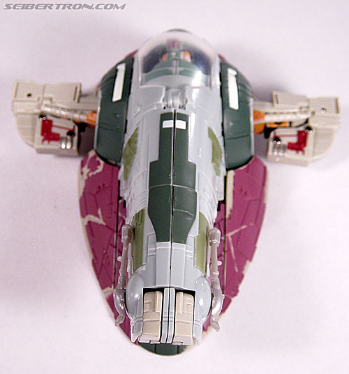 Star Wars Transformers Boba Fett (Slave I) (Image #37 of 82)
