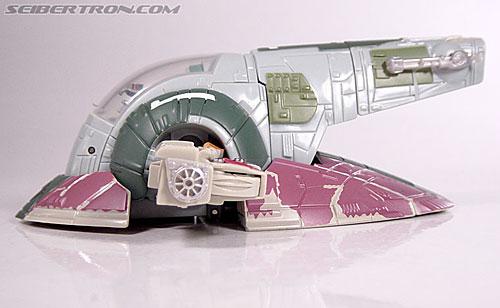 Star Wars Transformers Boba Fett (Slave I) (Image #40 of 82)