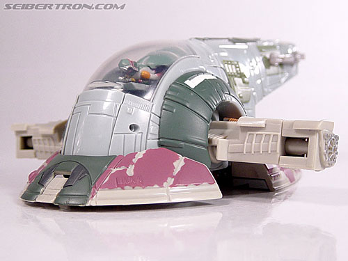 Star Wars Transformers Boba Fett (Slave I) (Image #41 of 82)