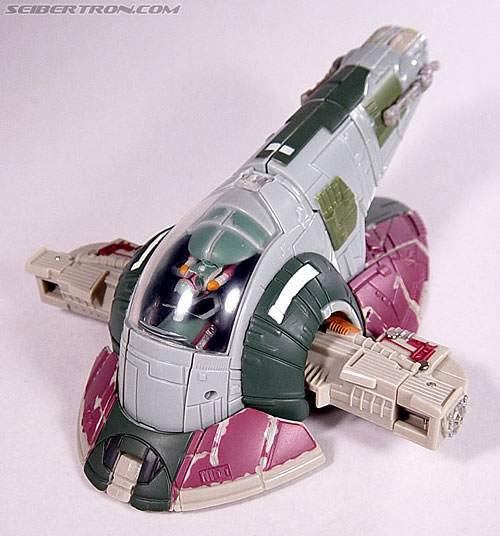Star Wars Transformers Boba Fett (Slave I) (Image #42 of 82)