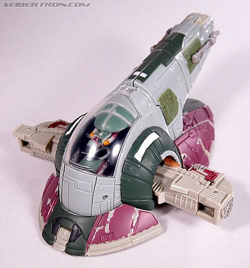 Star Wars Transformers Boba Fett (Slave I) (Image #42 of 82)