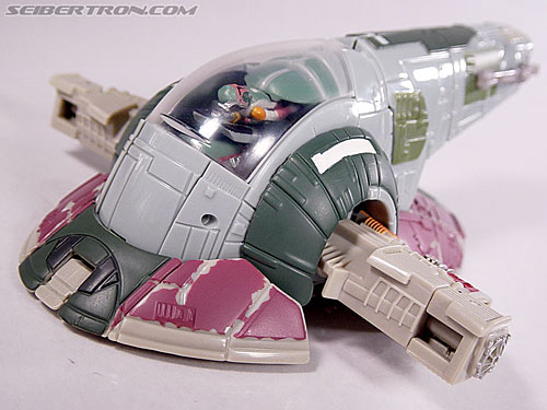 Star Wars Transformers Boba Fett (Slave I) (Image #43 of 82)