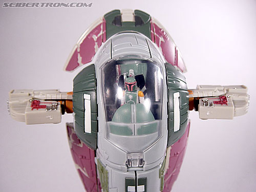Star Wars Transformers Boba Fett (Slave I) (Image #45 of 82)