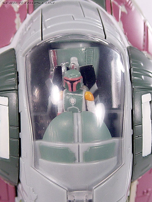 Star Wars Transformers Boba Fett (Slave I) (Image #46 of 82)