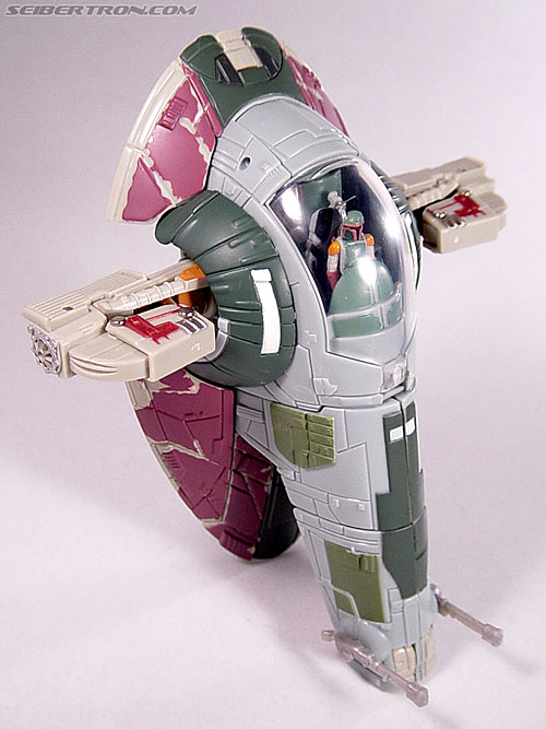Star Wars Transformers Boba Fett (Slave I) (Image #47 of 82)