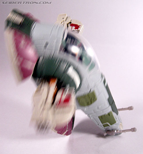 Star Wars Transformers Boba Fett (Slave I) (Image #48 of 82)