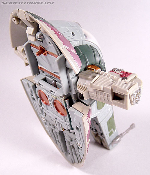 Star Wars Transformers Boba Fett (Slave I) (Image #49 of 82)