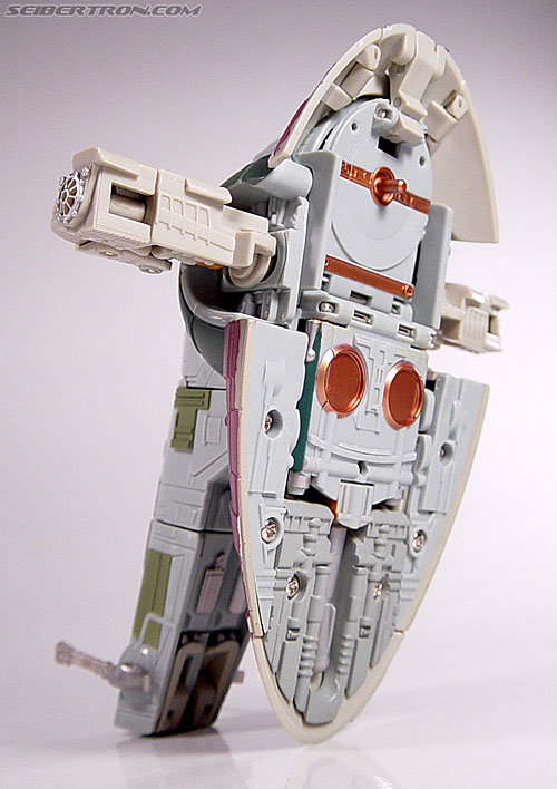 Star Wars Transformers Boba Fett (Slave I) (Image #51 of 82)