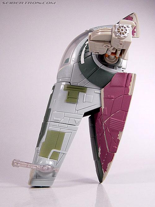 Star Wars Transformers Boba Fett (Slave I) (Image #52 of 82)