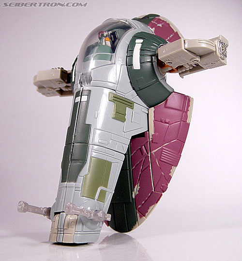 Star Wars Transformers Boba Fett (Slave I) (Image #53 of 82)
