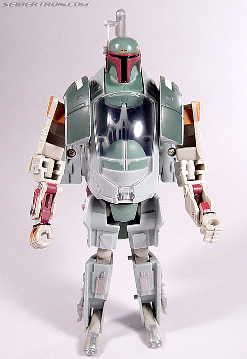 Star Wars Transformers Boba Fett (Slave I) (Image #56 of 82)